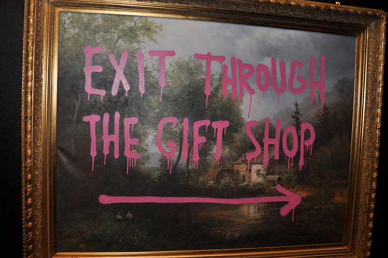 Banksy egy tökéletes véleménye