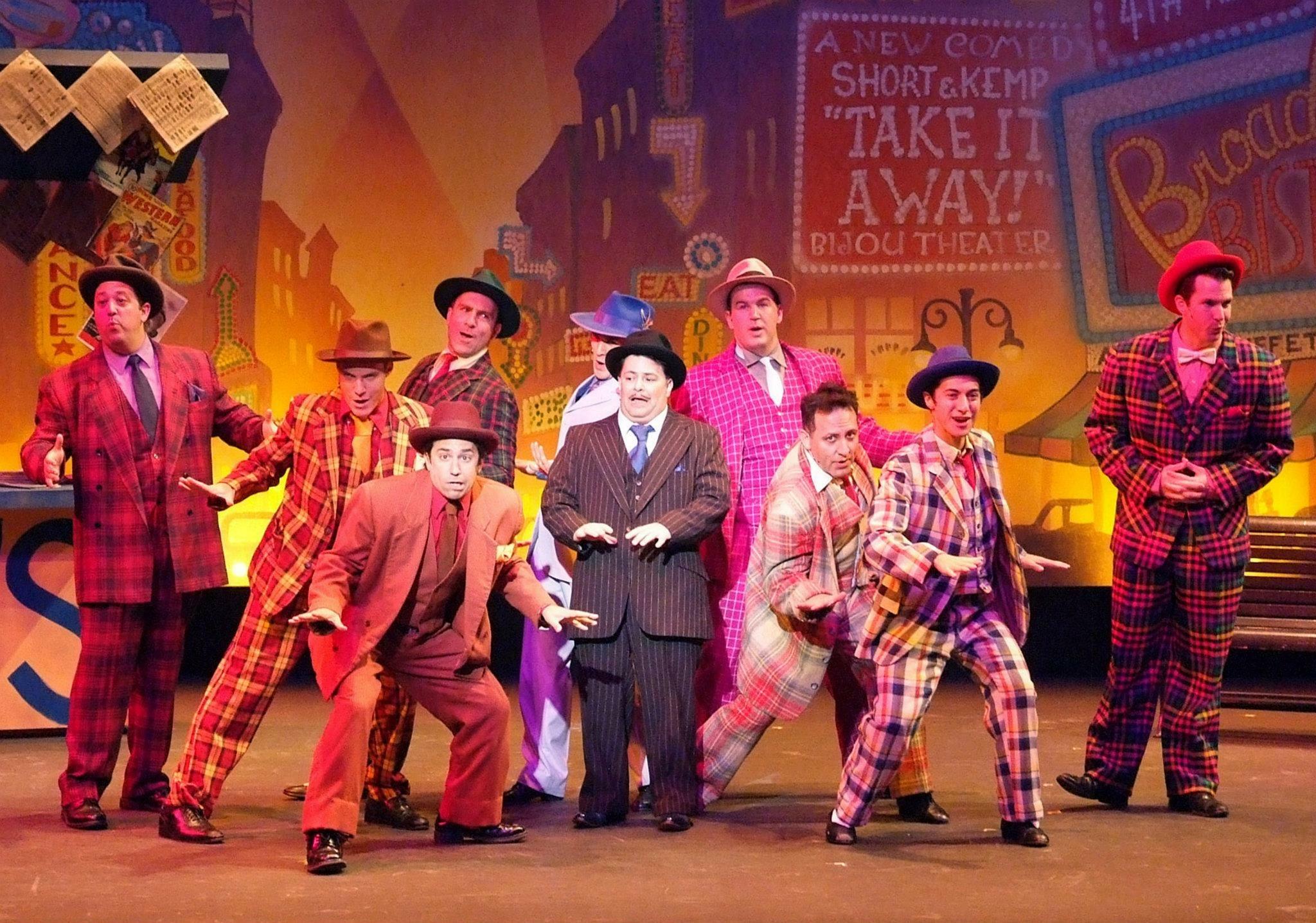 Guys & Dolls (The Norris Theatre)