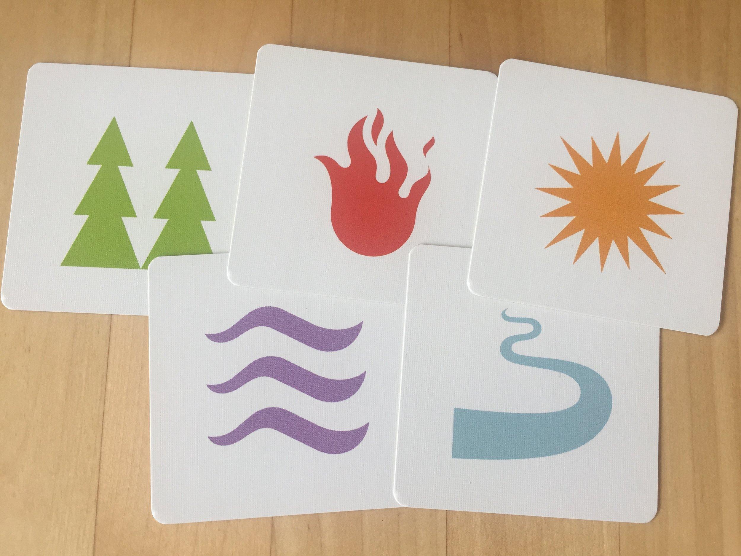 Earth! Fire! Wind! Water! Solar Energy!