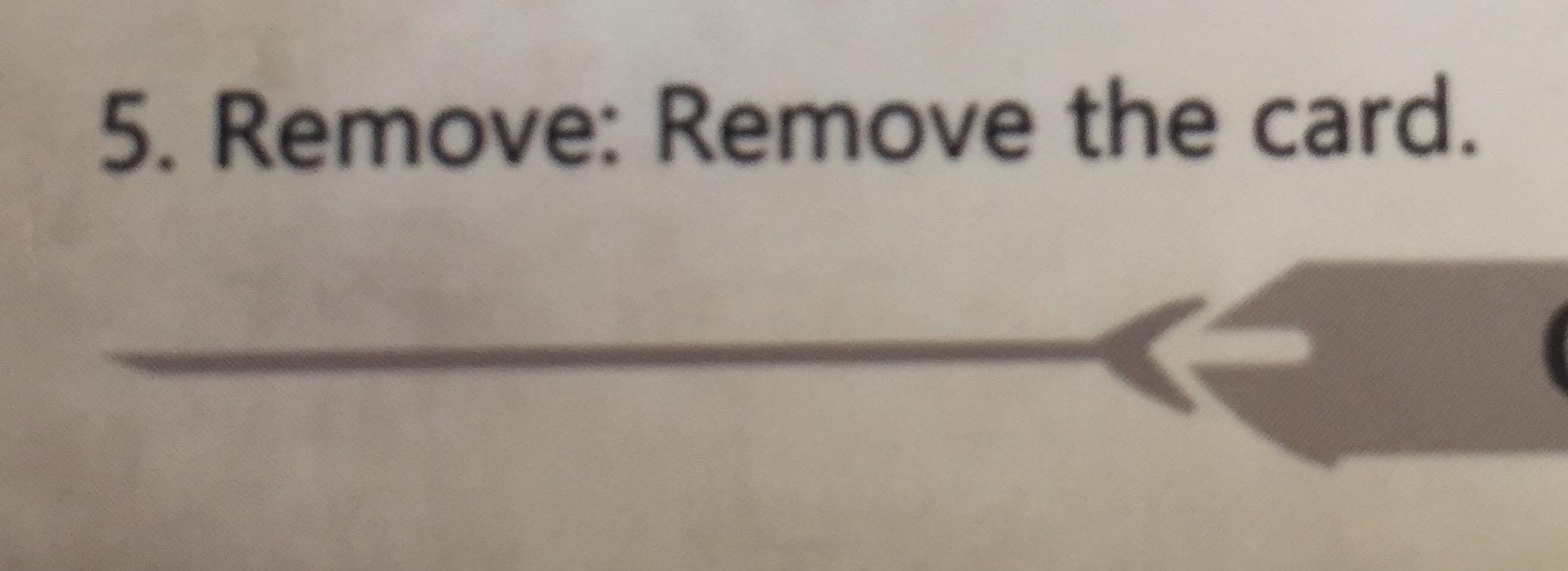 Thank you, Reference Card, for explaining. What in the world does this even mean?!?!