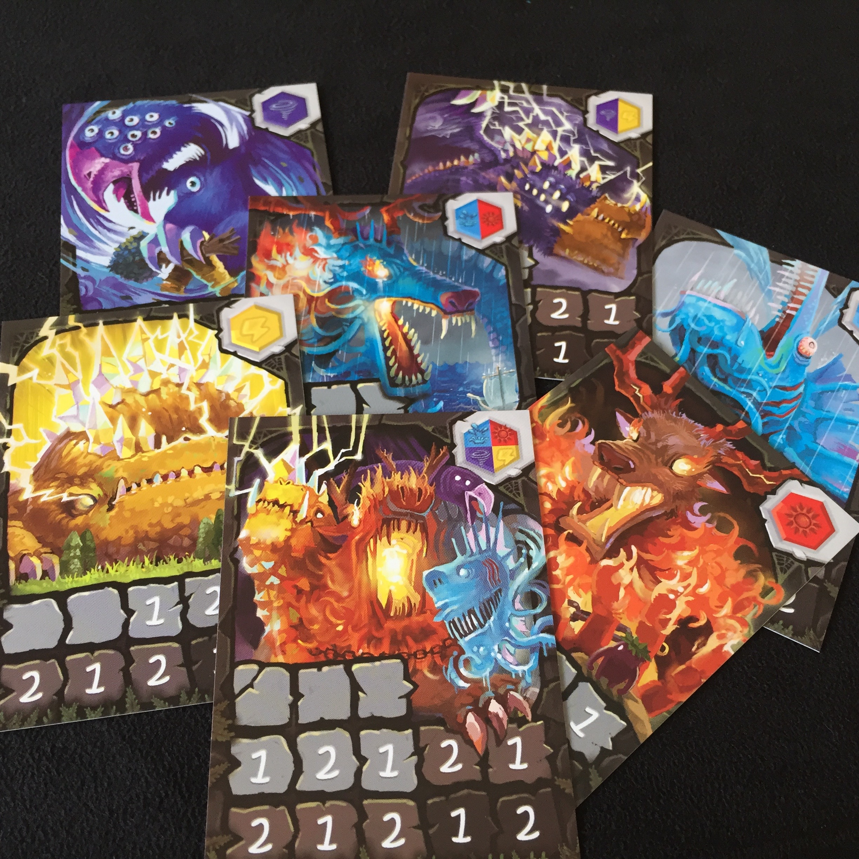 7 nightmare cards