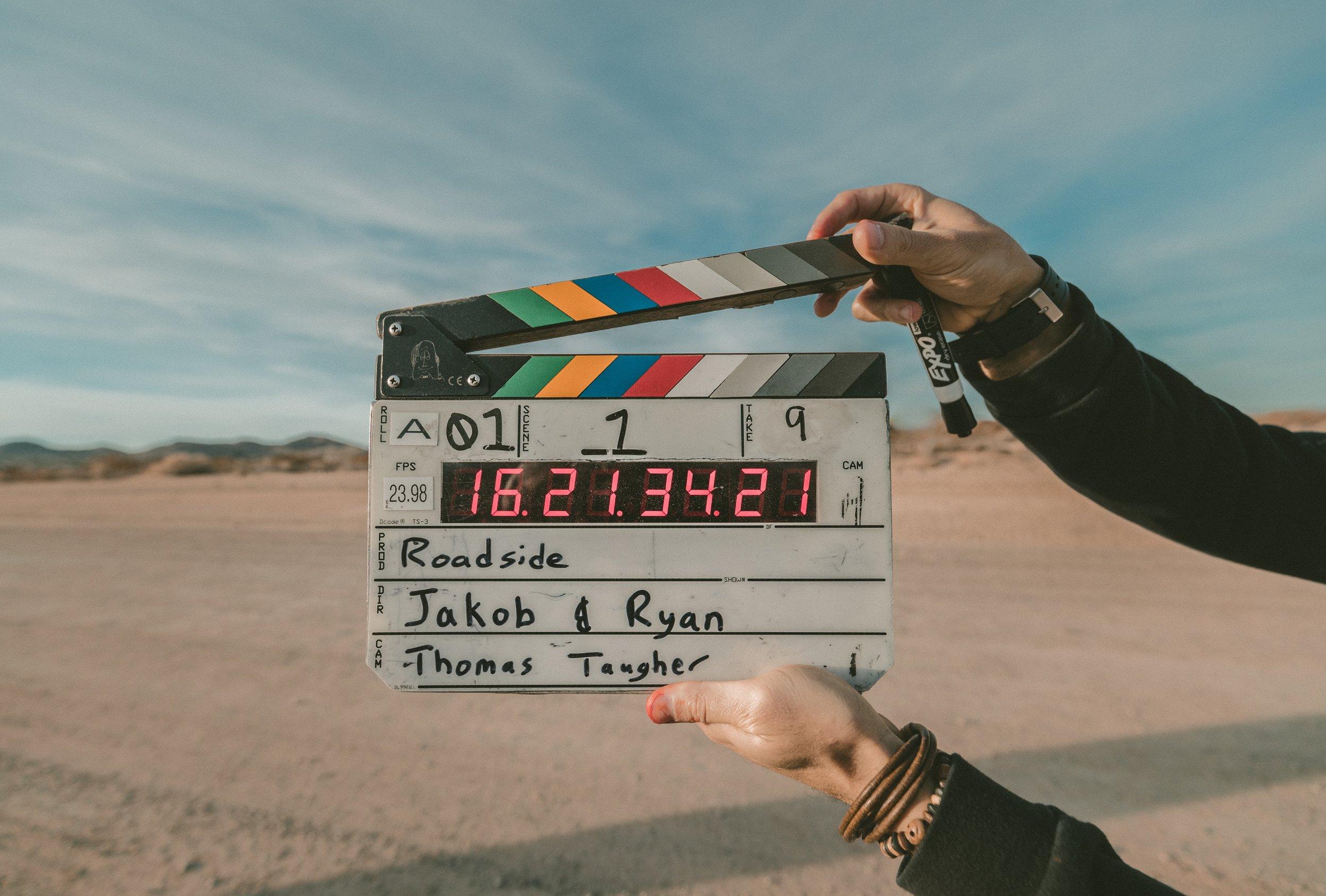 LA // Trailer Release Party // November 2nd, 2017  - Public trailer screening event @ WeWork Culver City