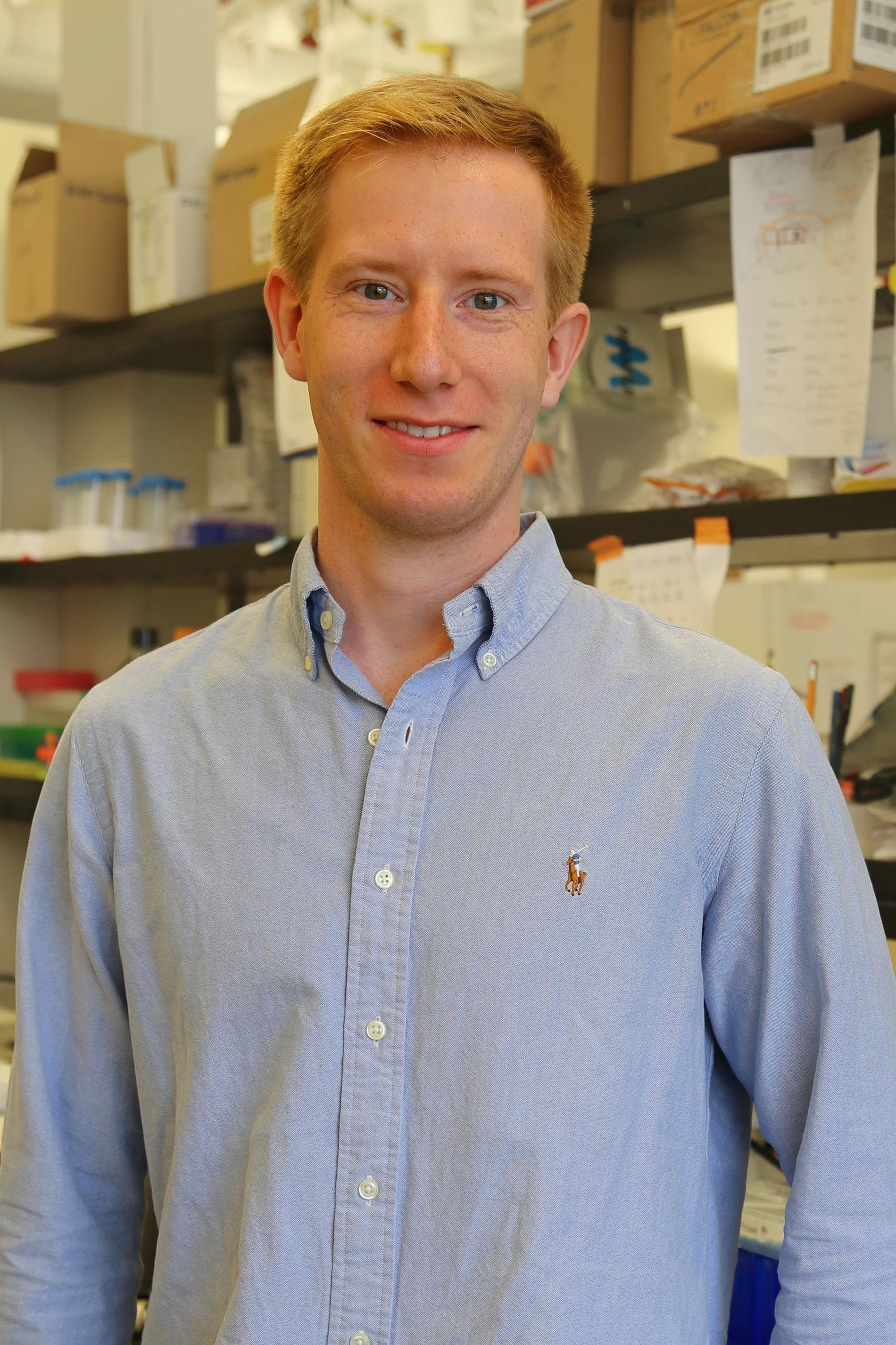 Jonathan Chabon - Senior Research Technician