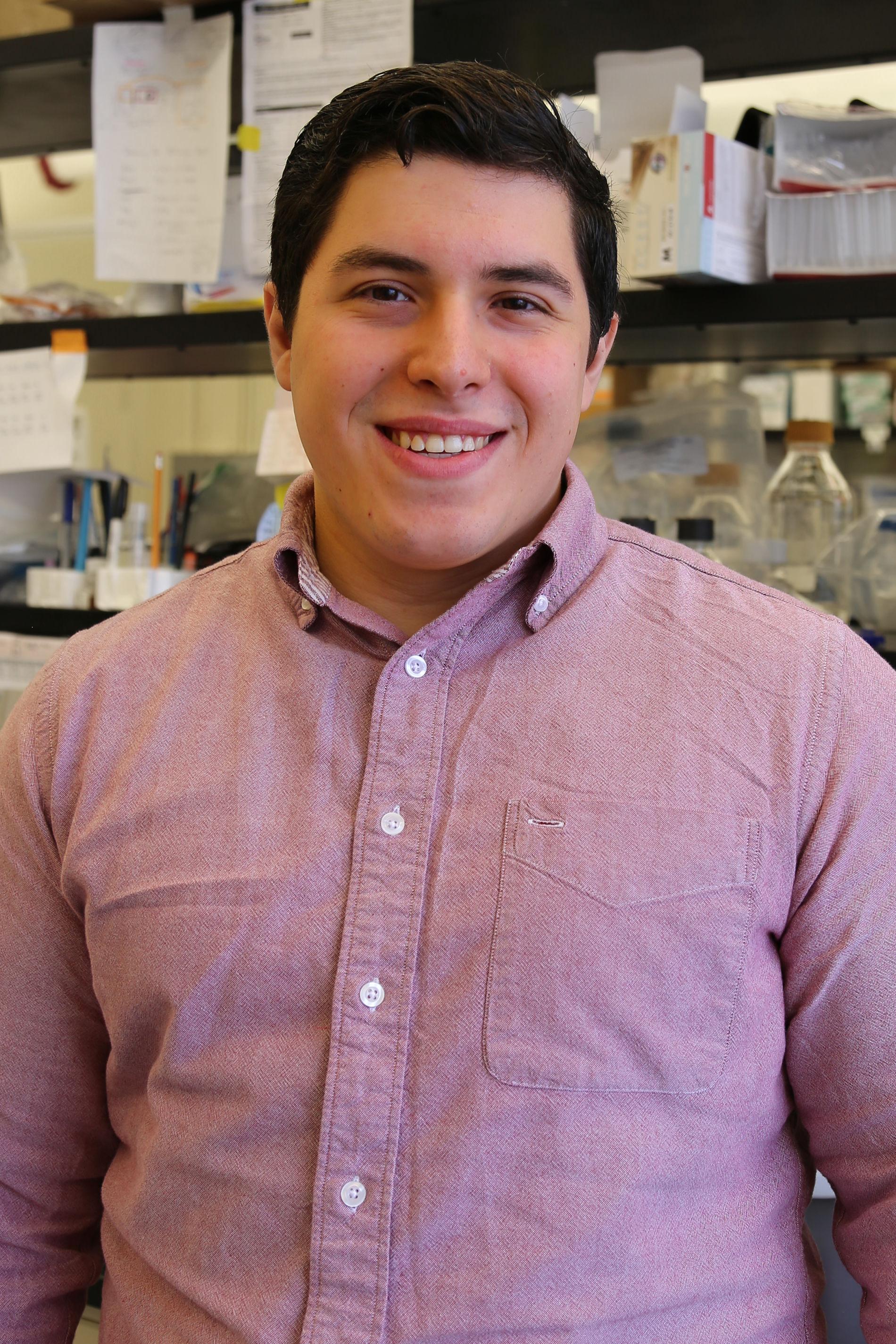 Stephen Deangelo - Research Technician