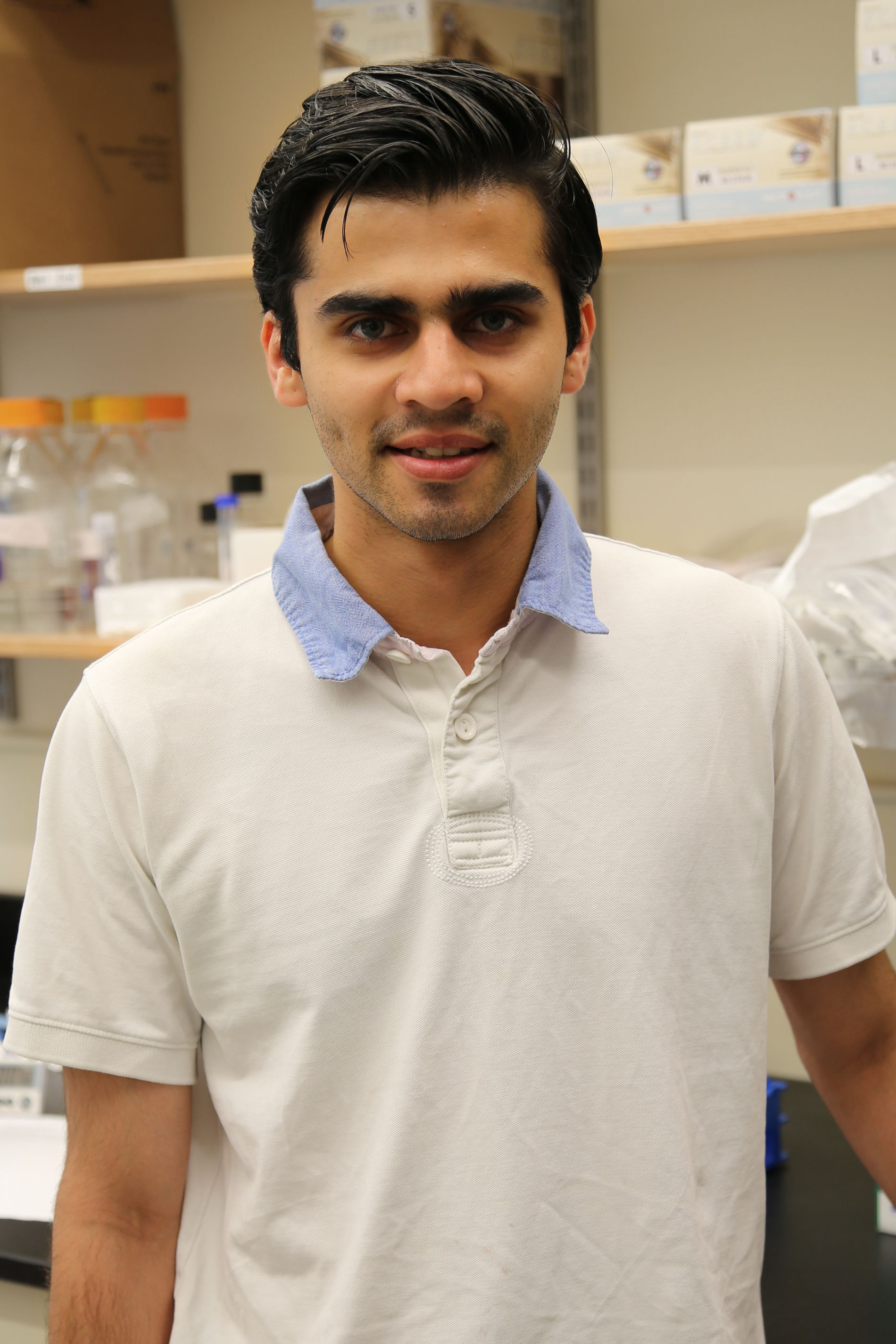 Jayant Gadrey - Research Technician