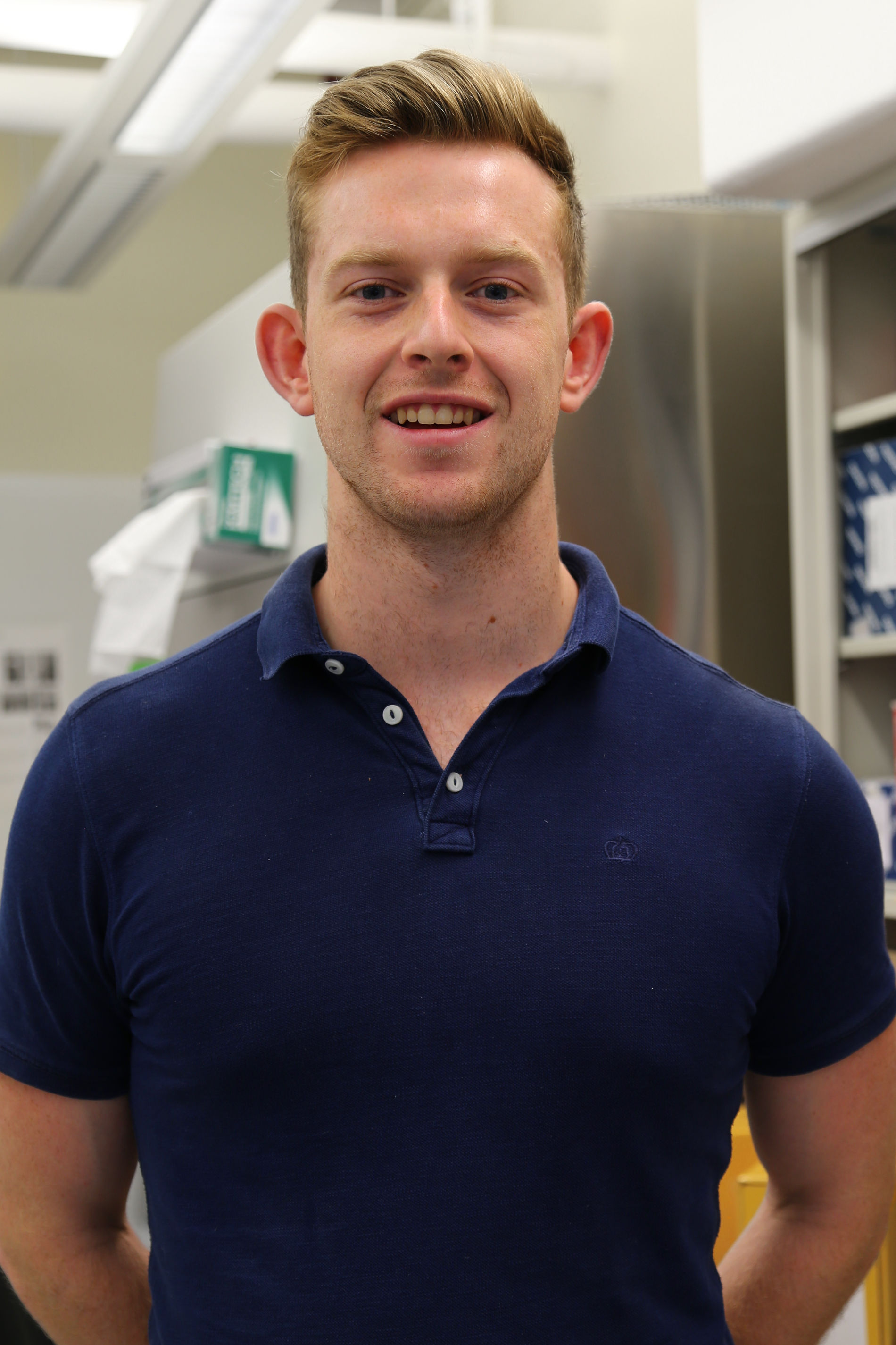 James Healy - Research Technician