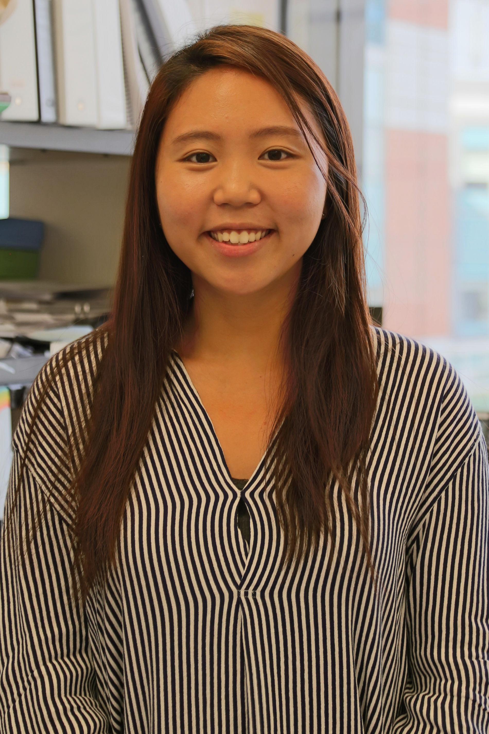 Stephanie Kim - Research Technician
