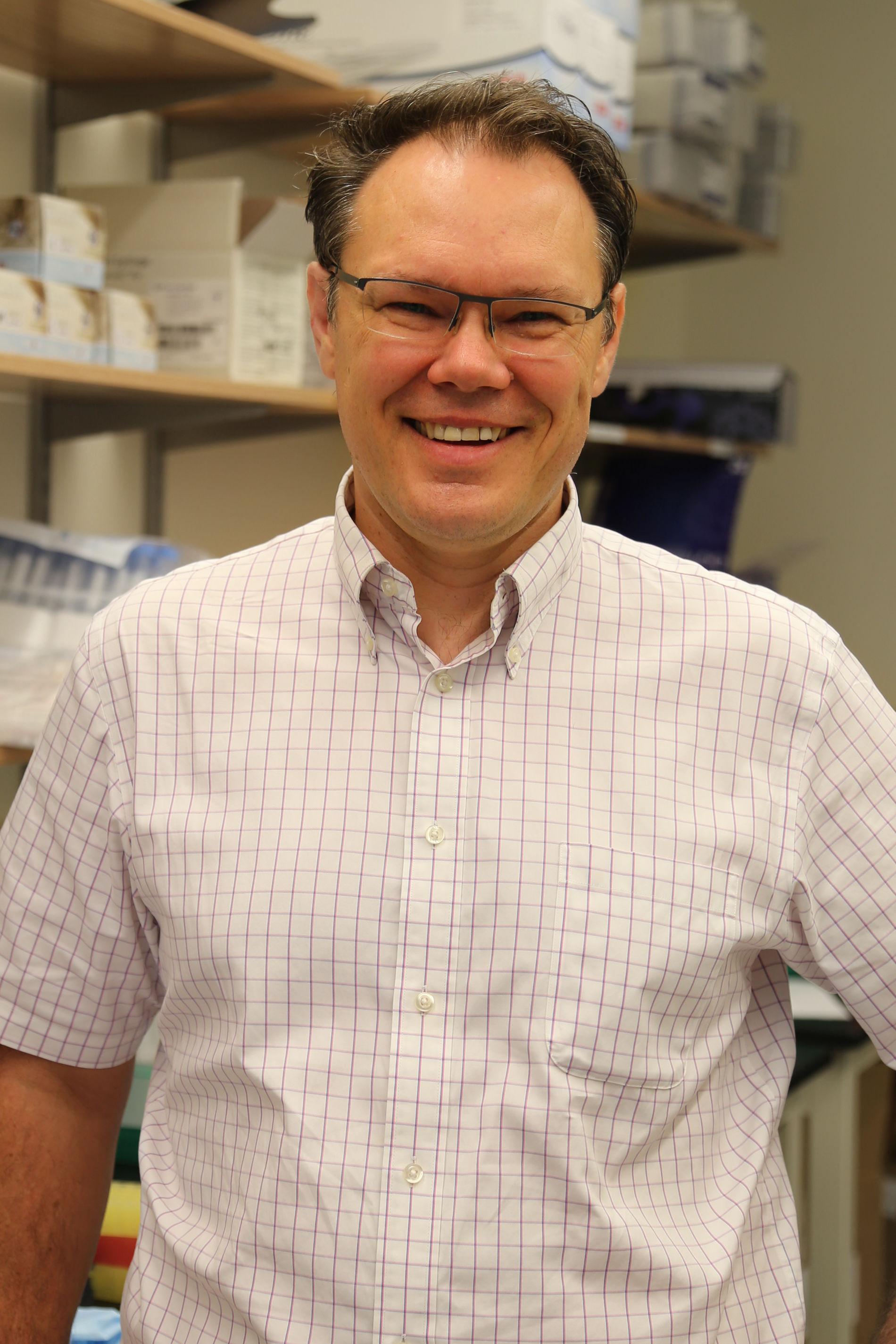 Andrei Krivtsov, PhD - Lead Scientist