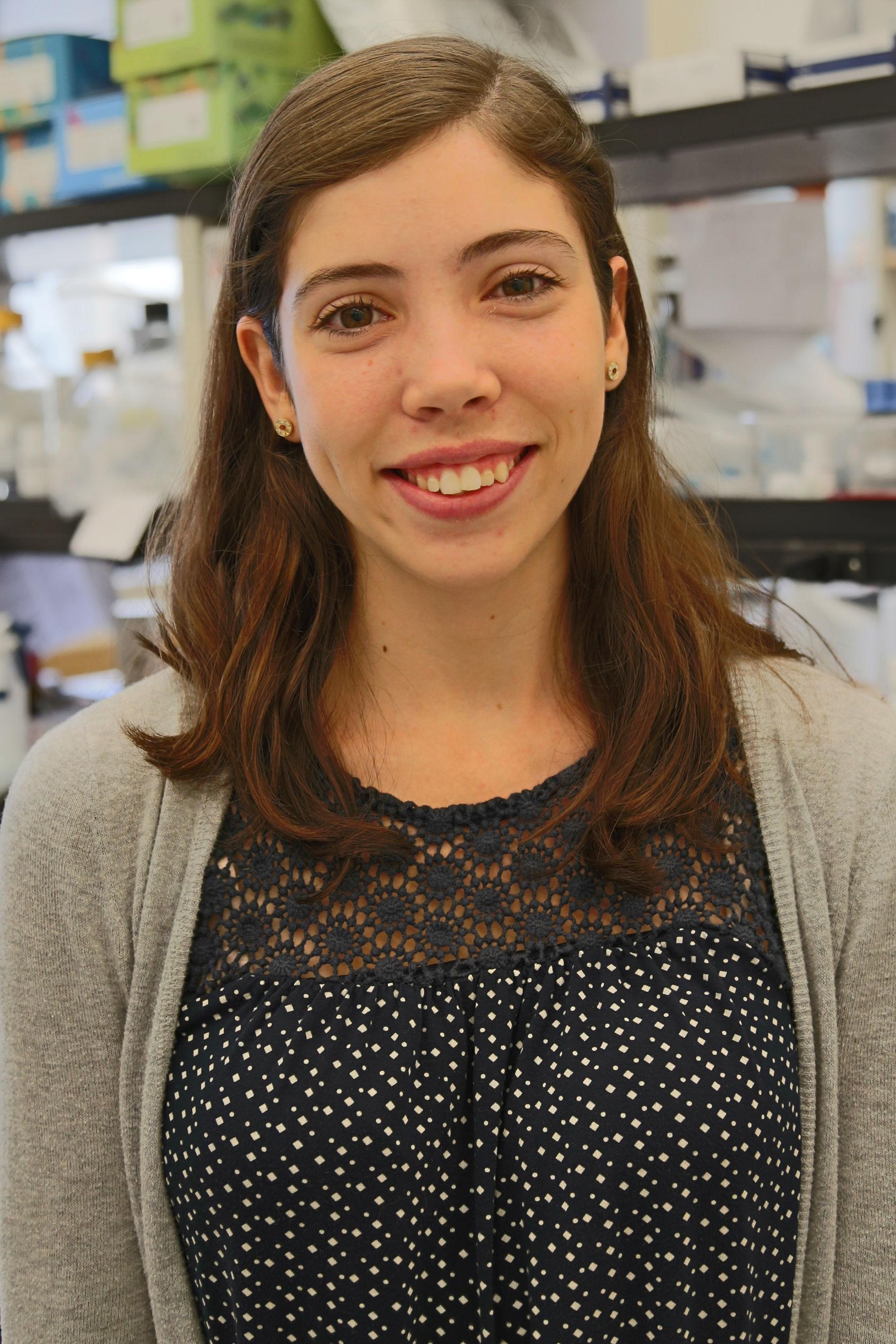 Sarah Perlee - Research Technician