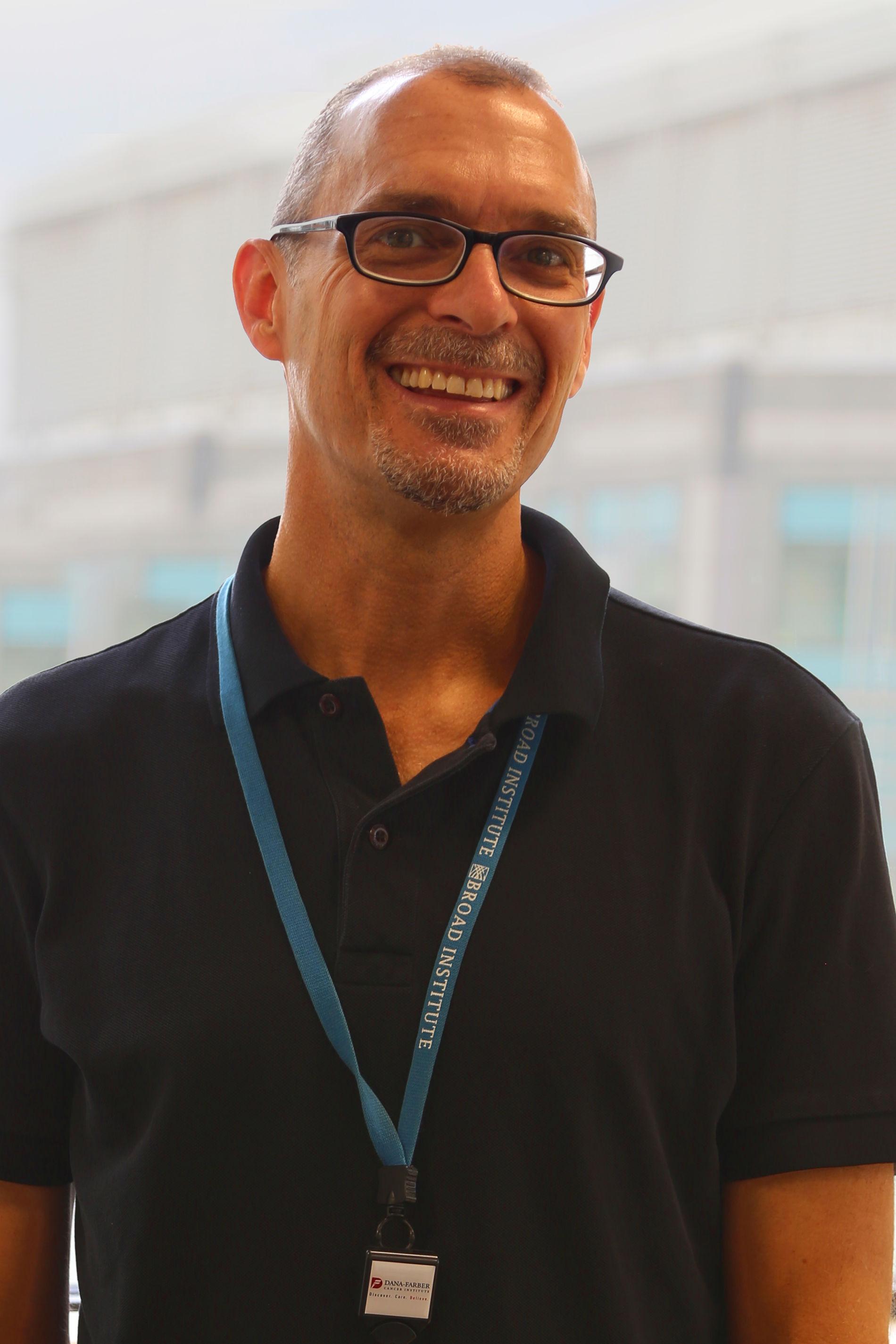 Ken Ross, PhD - Lead Scientist