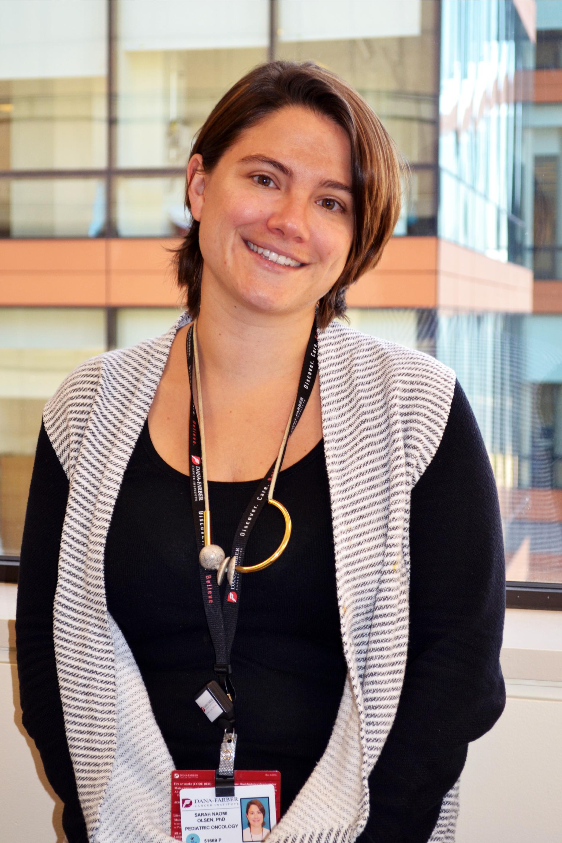 Naomi Olsen, PhD - Research Fellow