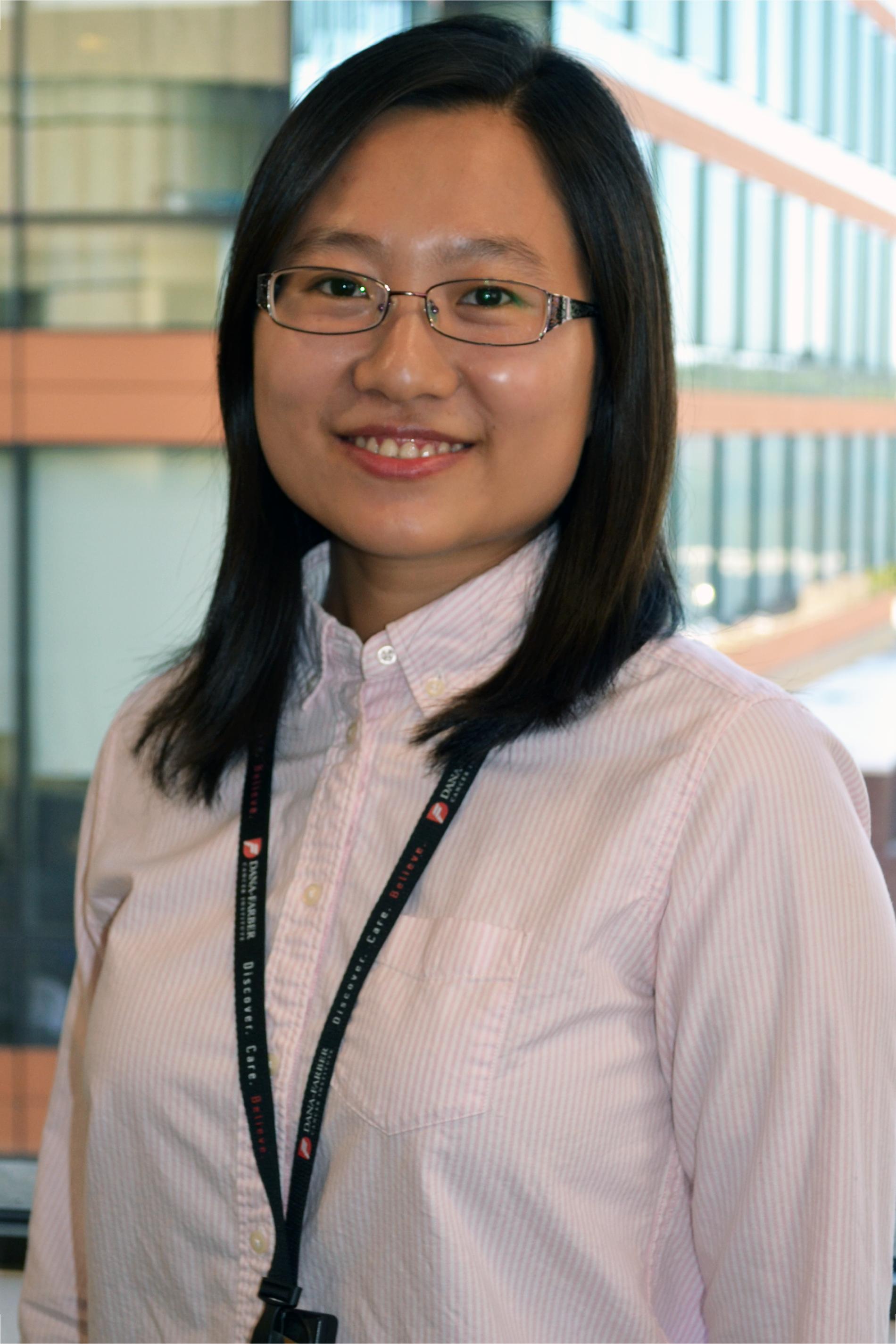 Xi Wang - Graduate Student