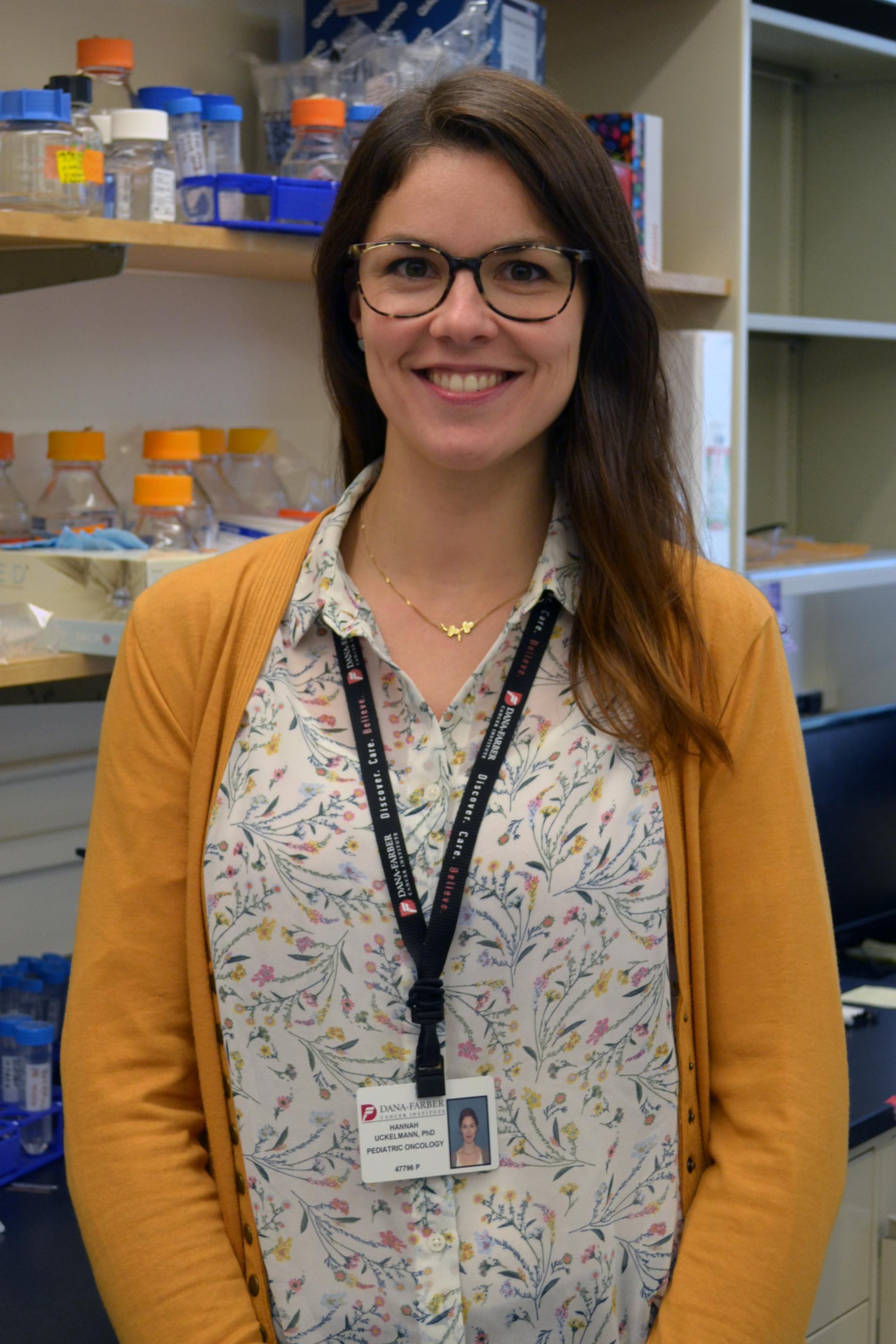 Hannah Uckelmann, PhD - Research Fellow