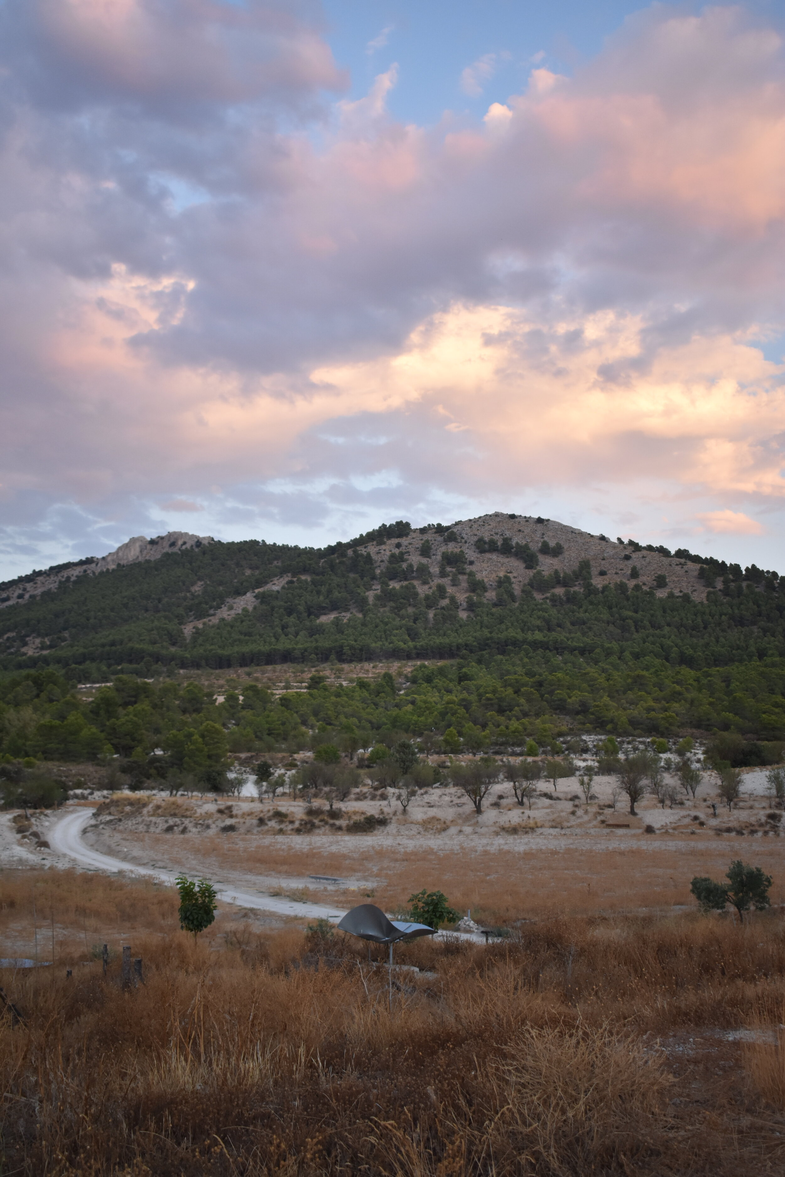view from Joya: AiR