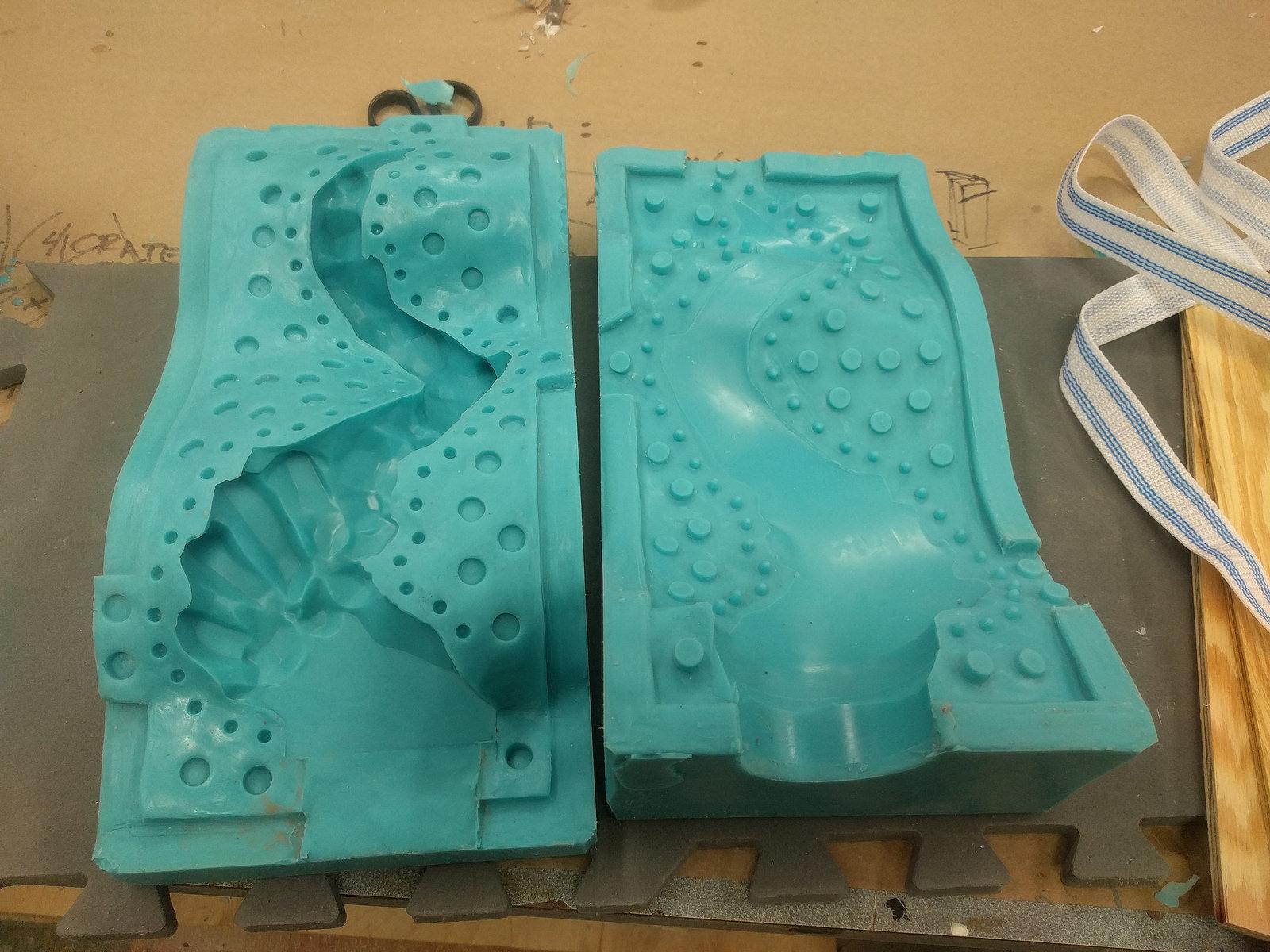 Crystal Molds