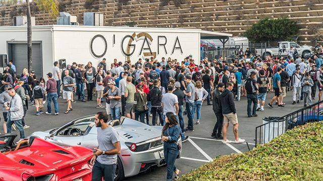 TOMORROW is finally the day! Our last SDGT was our biggest ever, and we're just getting started. Grab your friends and family for one of the most impressive auto displays of the year.  Today is the LAST DAY to register - link in bio! . . #sdgt #sandiegogt #sandiegogranturismo #ogarasandiego #sandiego_ca #sandiegocarsandcoffee