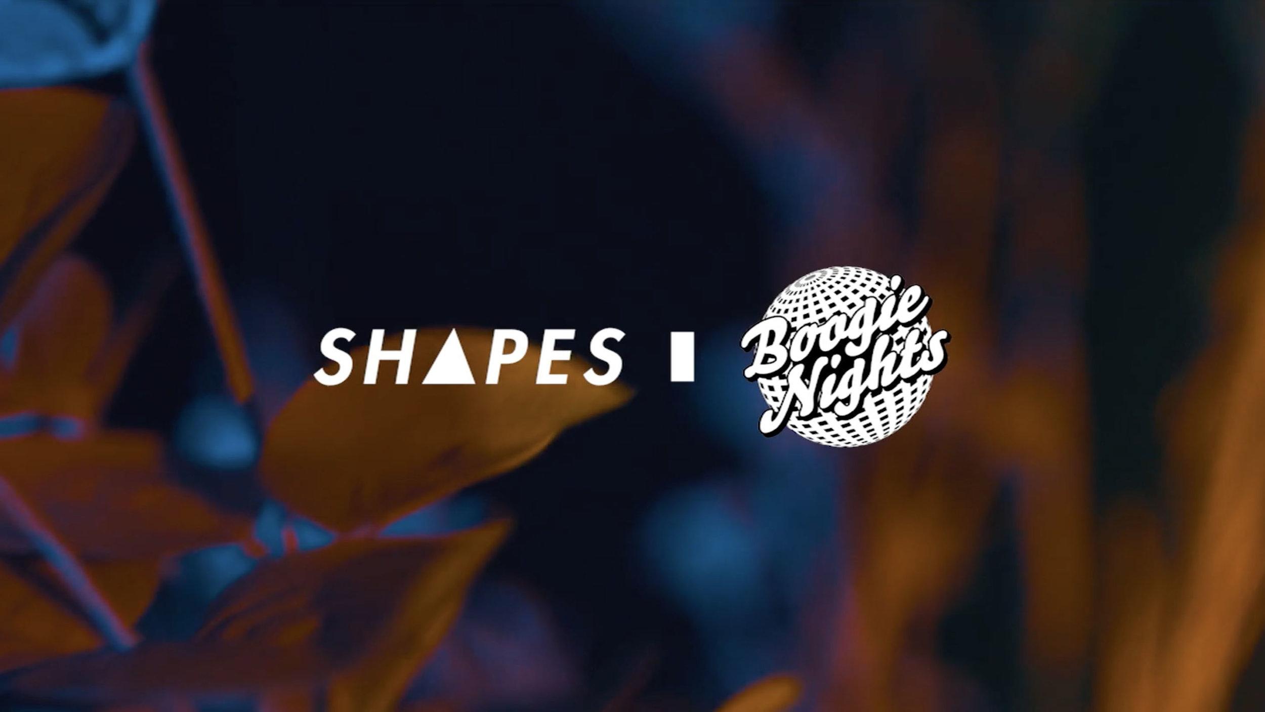 Motion - Shapes