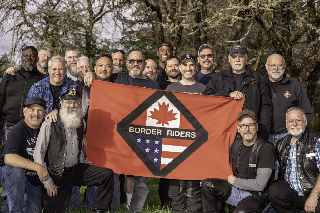 BRMC Group photo, April 2019 club meeting