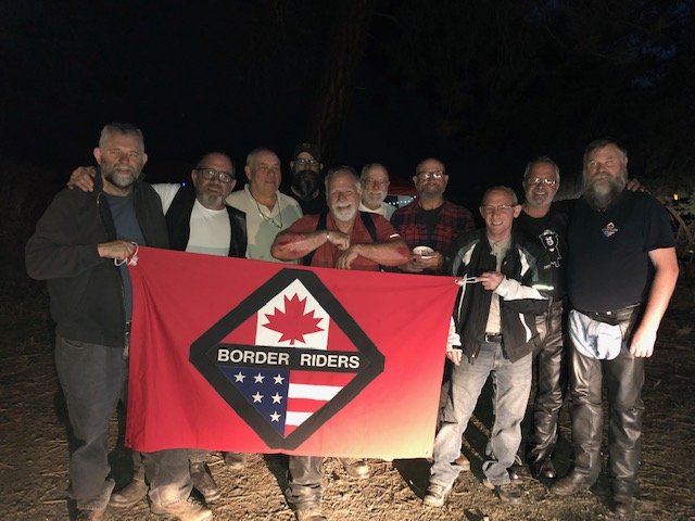 BRMC Group Photo, Willow Creek, BC