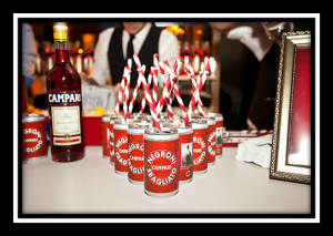 Campari Negroni in a Can, courtesy M Booth and Associates