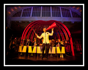 The Dreamland Orchestra, courtesy Hanna Lee Communications