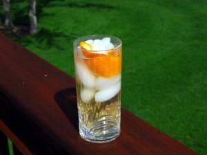Port n Tonic Cocktail