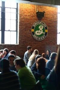 Brooklyn Brewery Bar
