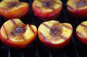 Grilled Peaches, courtesy mccun934