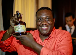 El Dorado Master Distiller Shaun Caleb