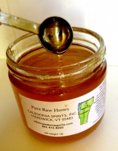 Use a good quality honey - this ain't a job for the plastic honey bear