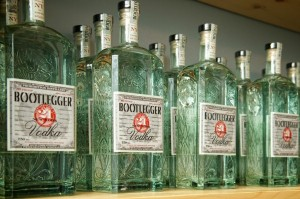 Bootlegger 21 at the distillery tasting room, photo by Nuby DeLeon