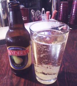 Wyder's Cider, courtesy Kevin Gibson