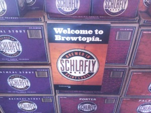 Welcome to Brewtopia - Schafly