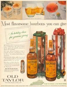 BourbonOldTaylor1957