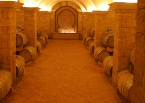 Cask aging at Ouled Thaleb