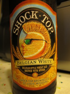 Shock Top, photo by Bill McChesney.