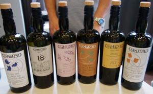 The Samaroli Lineup at Whisky Live Paris