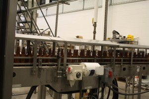Bottling at Founders
