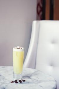 Chartreuse Milkshake