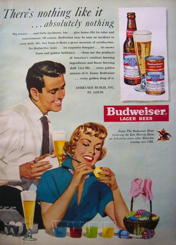 Budweiser, 1950