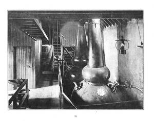 Cardhu Distillery in 1893, ctsy Cardhu