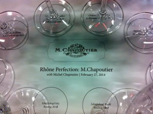Chapoutier wines 2