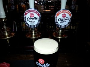 Okell's at the Prospect in Douglas