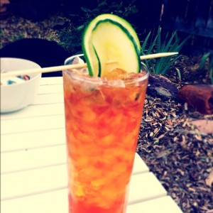 Pimms Cup. Photo by mobil'homme.