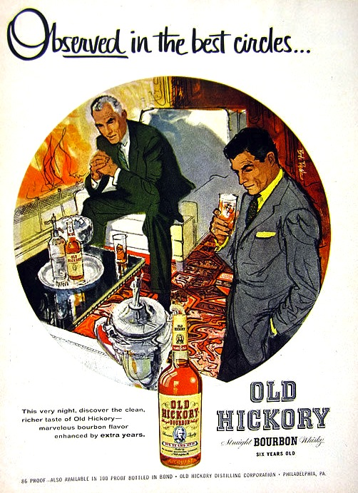 Old Hickory, 1956