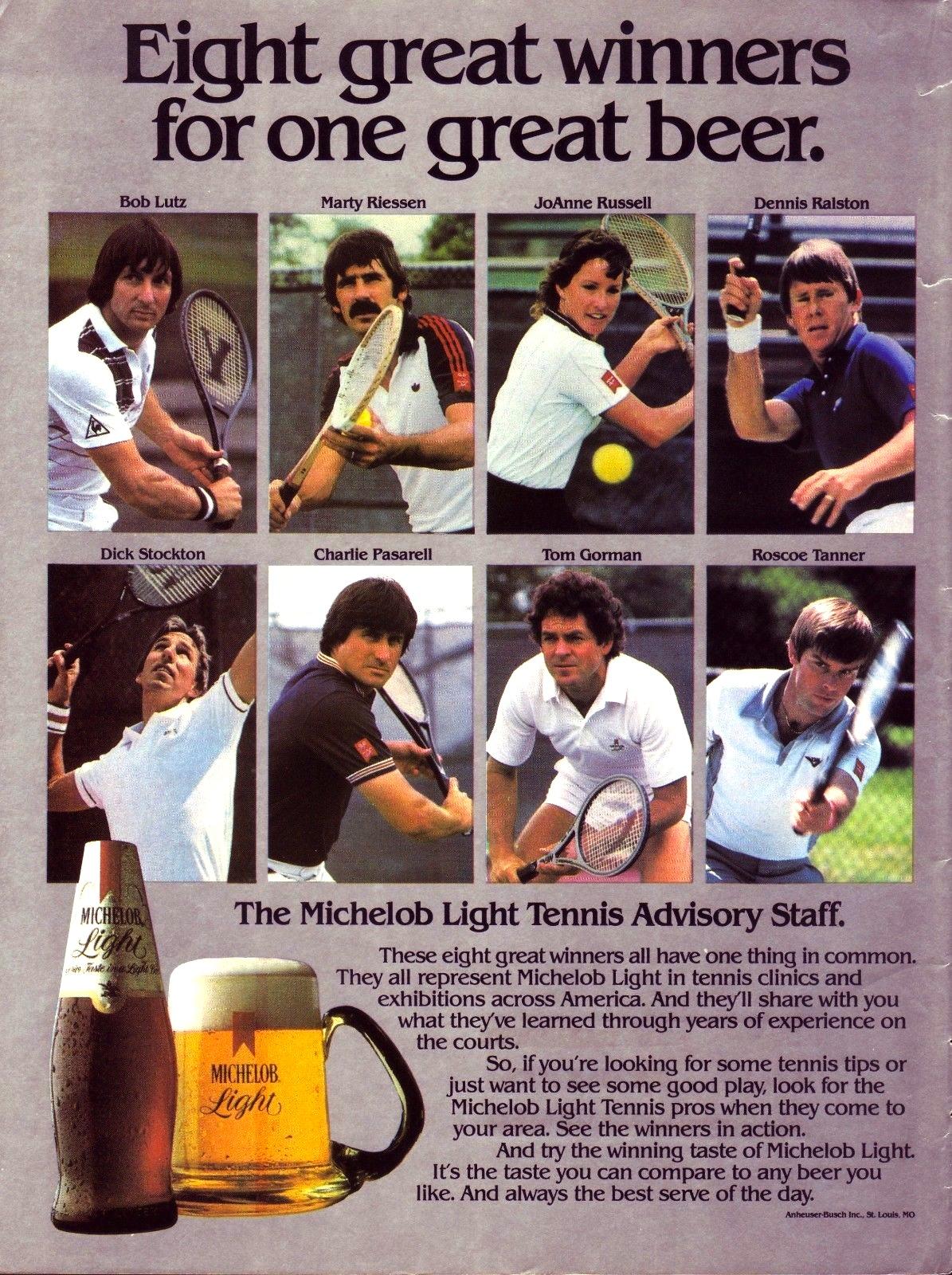 Michelob, 1982