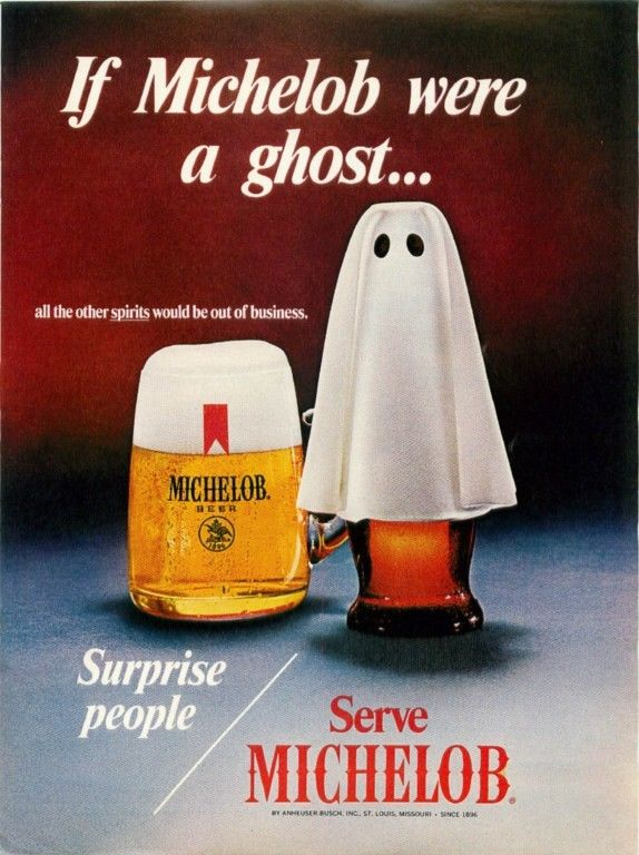 Vintage Halloween Ads.Vintage Ad Archive Halloween Hysteria Alcohol Professor