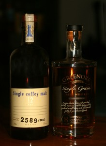 Nikka Single Coffey Still and Greenore