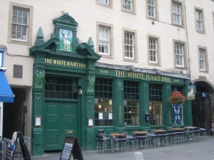The White Hard Inn, Edinburgh