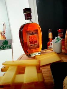 Four Roses Small Batch and Comte